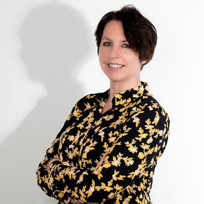 Aranka Eghuizen, receptionist